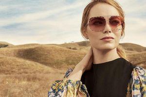 Hé lộ hình ảnh đầu tiên Emma Stone làm 'nàng thơ' của Louis Vuitton
