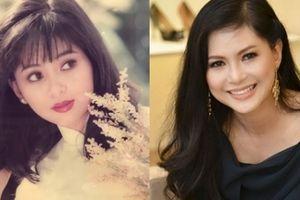 Vẻ đẹp khó phai của diễn viên Thủy Tiên 'Vị đắng tình yêu' qua ba thập niên