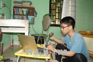 Gương mặt trẻ Việt Nam tiêu biểu 2017: Khát vọng sáng tạo vì người khuyết tật