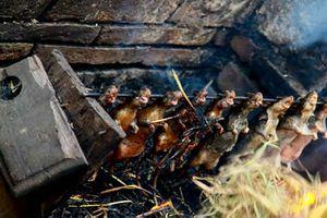 Độc đáo tục cúng thịt chuột ngày Tết của người Dao