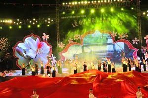 Điện Biên: Khai mạc 'Lễ hội Hoa Ban' 2018
