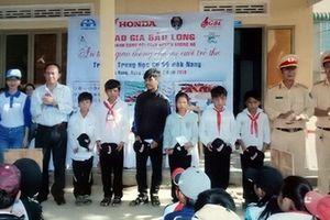 Công an huyện Krông Nô với nhiều hoạt động xã hội từ thiện