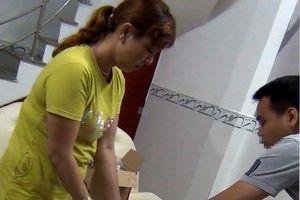 Bắt bà 'trùm' điều hành đường dây ma túy lớn ở Sài Gòn