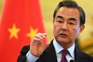 Phó Thủ tướng Phạm Bình Minh gửi điện mừng Ngoại trưởng Vương Nghị được thăng chức