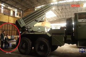 Tuyệt vời, Việt Nam tự động hóa thành công pháo phản lực BM-21