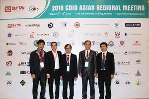 Hiệp hội CDIO quốc tế tiếp nhận thêm thành viên là trường ĐH Việt Nam