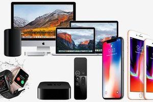 Vòng đời một sản phẩm Apple 'thọ' được bao lâu?