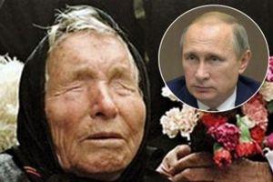 Bà Vanga tiên đoán gì về Tổng thống Putin và nước Nga?