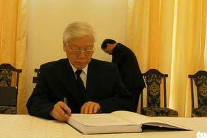 Những lời chia buồn của lãnh đạo Đảng, Nhà nước tại lễ tang nguyên Thủ tướng Phan Văn Khải