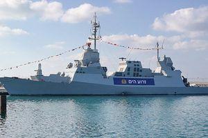 Vì sao chiến hạm tàng hình chỉ 2.000 tấn của Israel lại có sức mạnh đáng sợ?