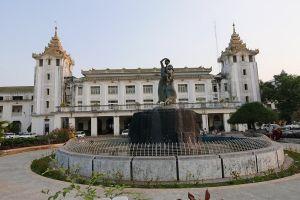 Dự án đầu tư nước ngoài lớn nhất Myanamar với 2,5 tỷ USD cho khu nhà ga cổ Yangon