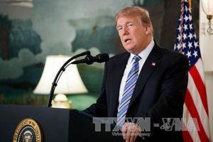 Mỹ dự định công bố thuế nhập khẩu hàng Trung Quốc cuối tuần này