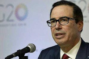 Bộ trưởng Mỹ: 'Chúng tôi không sợ chiến tranh thương mại'