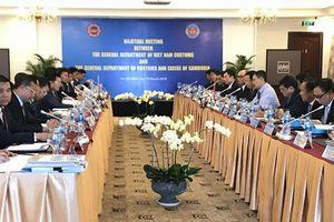 Thắt chặt quan hệ hợp tác giữa Hải quan Việt Nam và Hải quan Campuchia