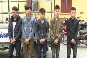 Ổ nhóm nghiện ma túy chuyên trộm cắp tại đình chùa 'sa lưới'