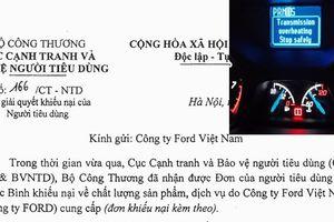 Khách hàng kiện Ford Việt Nam vì lỗi hộp số: Chuyển đơn đến TAND TP.Hải Dương
