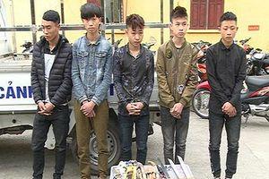 Nhóm nghiện ma túy chuyên trộm cắp tài sản tại các nơi thờ tự