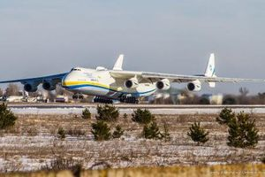 Vắng Nga, siêu vận tải cơ An-225 của Ukraine vẫn có thể cất cánh