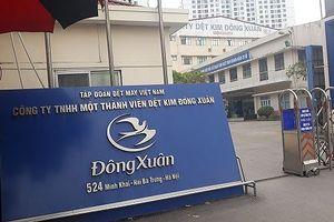 Hà Nội: Mòn mỏi chờ Nhà máy Dệt kim Đông Xuân di dời