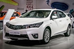 Liên quan đến lỗi túi khí, Toyota triệu hồi hàng chục nghìn xe Corolla và xe Toyota, Lexus NK