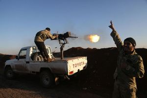 Người Kurd Syria thất thủ, liên quân Thổ Nhĩ Kỳ truy bắt lực lượng YPG ở Afrin