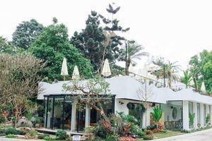 Gardenista- Khu vườn nhỏ giữa lòng Thủ đô Hà Nội