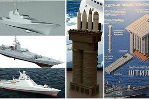 Việt Nam đóng chiến hạm tàng hình tên lửa Kalibr và Shtil-1?