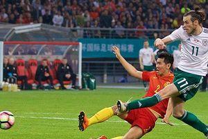 Xứ Wales 'hạ đẹp' Trung Quốc ngày HLV Ryan Giggs ra mắt