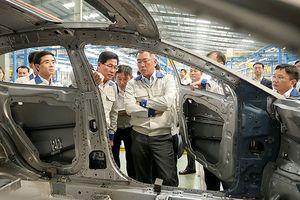 Ngược dòng đối thủ, Thành Công chuẩn bị xây nhà máy ôtô thứ 2
