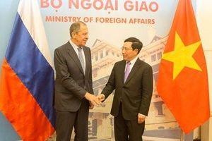 Việt – Nga hợp tác quân sự trên quan điểm chung về tình hình khu vực