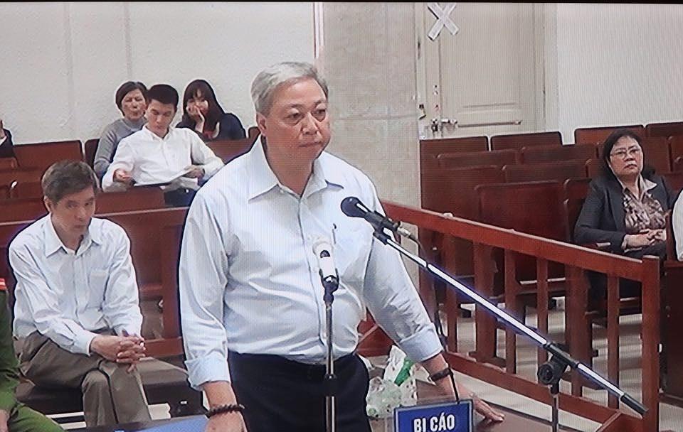 Bị cáo Phan Đình Đức: Tôi không có động cơ nào làm phương hại đất nước này!