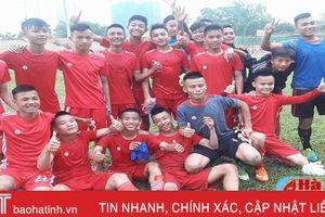 Cộng đồng mạng háo hức, mong chờ thành lập CLB bóng đá Hà Tĩnh