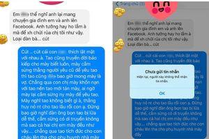 Chàng trai tán em gái người yêu cũ để trả thù bị dọa tung clip sex