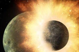 Cái gì đã tạo ra mặt trăng?