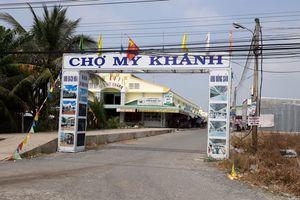 An Giang: Nhiều sai phạm tại Khu dân cư, chợ trung tâm Mỹ Khánh