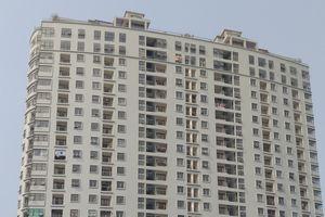 Nghệ An: Nhiều chung cư chưa nghiệm thu phòng cháy đã cho dân vào ở