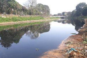 Cty Nước sạch Hà Đông: Xả thải ra môi trường khi giấy phép hết hạn