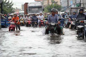 Ứng dụng công nghệ để dự báo ngập lụt
