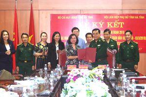 Hà Tĩnh: Phát huy vai trò phụ nữ trong bảo vệ chủ quyền, an ninh biên giới