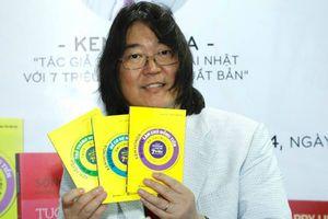 Tác giả sách best seller của Nhật: Để giàu có hãy quên đi tiền bạc