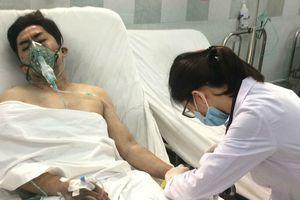 Cháy chung cư Carina: Hầu hết bệnh nhân tiến triển tốt