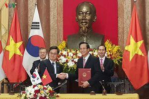 Việt Nam- Hàn Quốc ký kết Bản ghi nhớ về lao động lần thứ 6