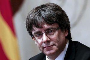 Cựu lãnh đạo Catalonia bị cảnh sát Đức bắt giữ