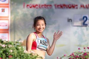 Nhà vô địch SEA Games đã chinh phục thành công Việt dã toàn quốc 2018
