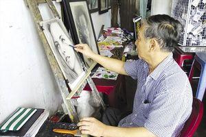 Người vẽ tranh truyền thần ở Quy Nhơn