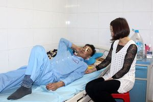 Thái Nguyên: Điều tra vụ lái xe khách bị đánh hội đồng phải nhập viện