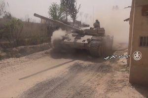 Quân đội Syria sắp quyết chiến san phẳng 'pháo đài' thánh chiến ở Đông Ghouta