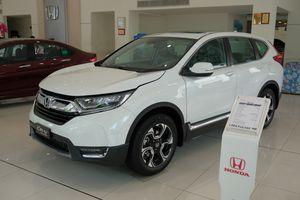 Honda CR-V hưởng thuế nhập khẩu 0% về đại lý, giao xe sớm 1 tháng