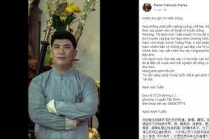 Võ sư Nam Anh Tuấn có thể đánh bại Từ Hiểu Đông?