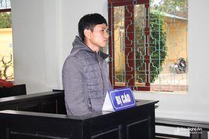 Nam thanh niên lãnh án vì 'nảy sinh lòng tham'